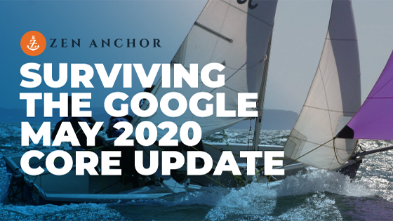 Surviving the Google May 2020 Core Update
